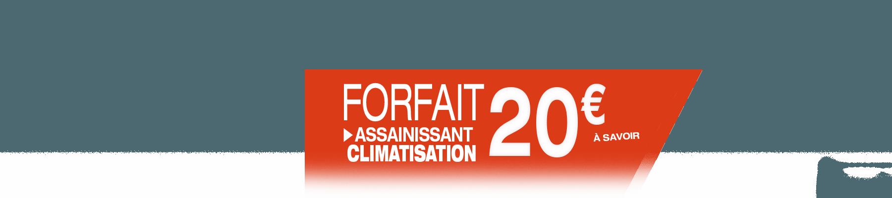Forfait climatisation - AES, Spécialiste auto La Réunion