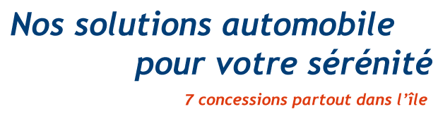 Solutions automobile - AES La Réunion